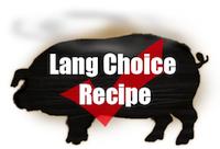 lang choice recipe