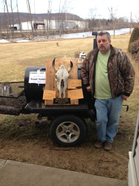 smoker cooker grand champion in Pennsylvania