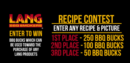 Lang recipe contest