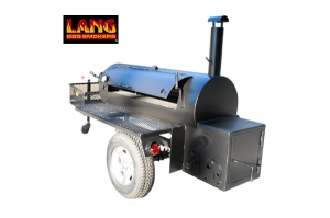 60 Lang BBQ Smokers