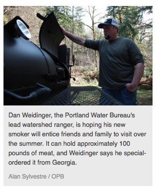 Lang BBQ Smokers Portland OR