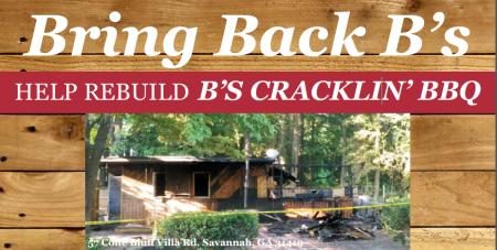 B's Cracklin BBQ Fundraiser